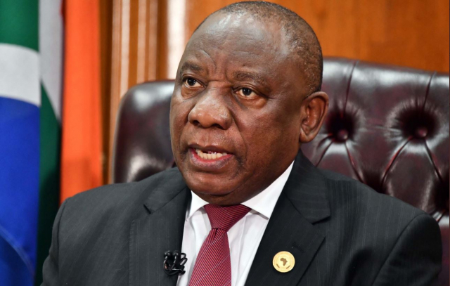 While gains have been made in advancing the rights of women, violence against women and children must end, says President Cyril Ramaphosa.