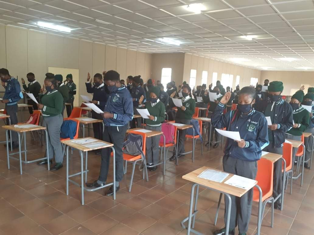 Premier Mokgoro wished matric Class of 2020 well for their exams